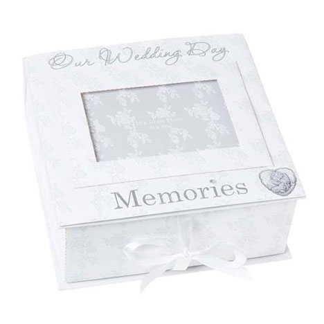 Me to You Bear Wedding Memories Box  £15.00