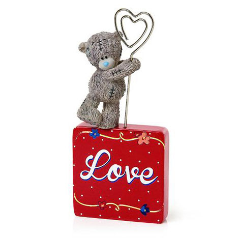 Me to You Bear Love Photo Clip  £6.00
