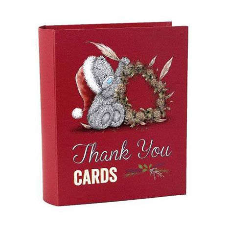 Me to You Bear Christmas Thank You Cards  £5.00