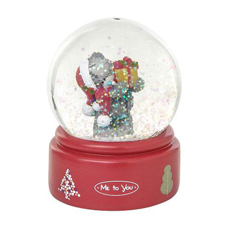 65mm Tatty Teddy Christmas Me to You Bear Snow Globe   £10.00