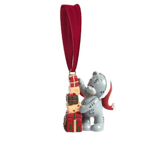 Me to You Bear Stacking Presents Resin Tree Decoration  £3.00