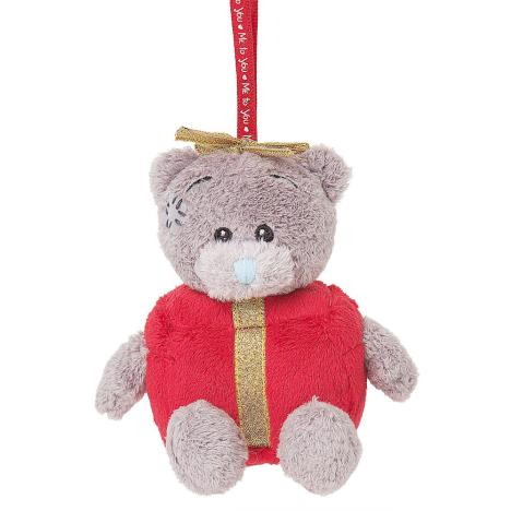 "3"" Bear In Present Me to You Bear Tree Decoration  £3.49"