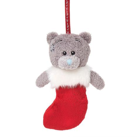"3"" Bear In Stocking Me to You Bear Tree Decoration  £3.49"