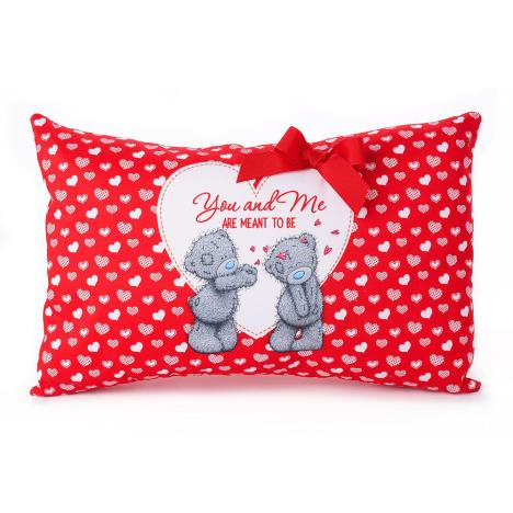 You & Me Love Me to You Bear Cushion  £7.99