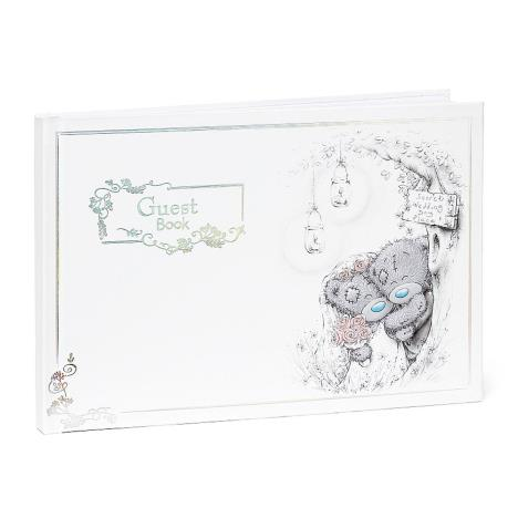 Me to You Bear Wedding Guest Book  £10.00