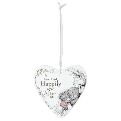 Happily Ever After Me To You Bear Wedding Ceramic Plaque  £5.00