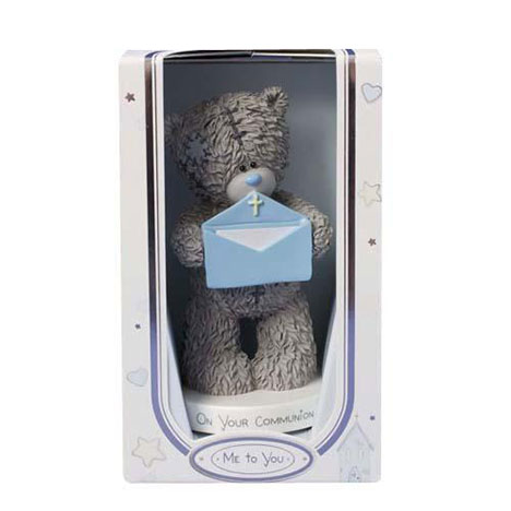 Me to You Bear Communion Message Figurine   £9.99