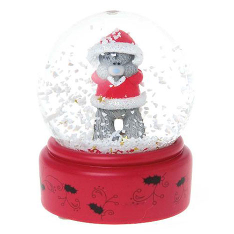 65mm Tatty Teddy Christmas Me to You Bear Snow Globe  £9.99