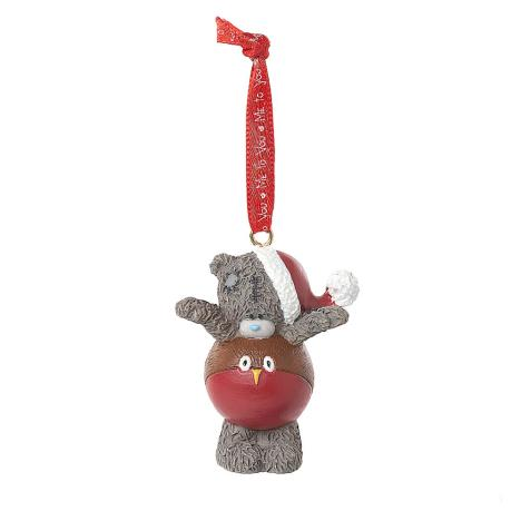 Dressed As Robin Me To You Bear Tree Decoration  £2.99