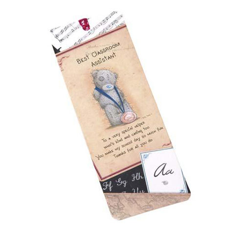 Classroom Assistant Me to You Bear Bookmark  £1.25