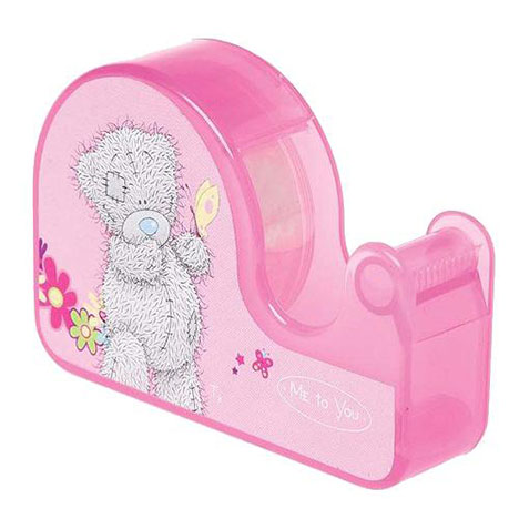 Me to You Bear Pink Tape Dispenser  £1.49