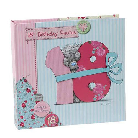 18th Birthday Me to You Bear Photo Album  £11.99