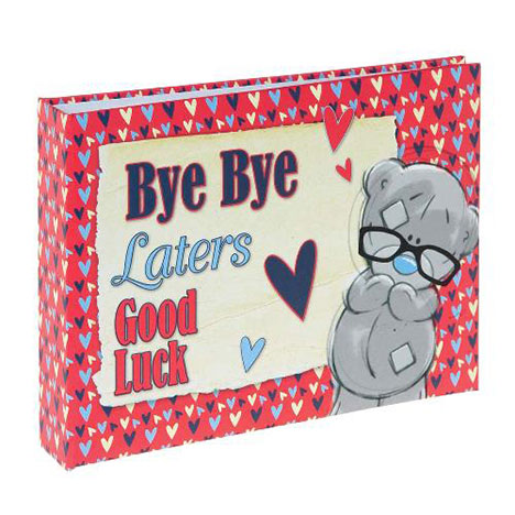 Graduation Me to You Bear Leavers Book  £5.00