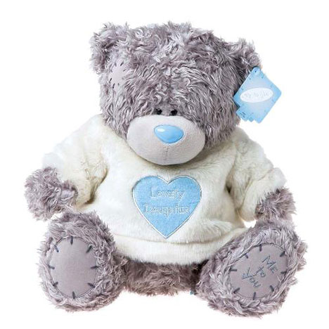 "16"" Lovely Daughter Me to You Bear  £35.00"