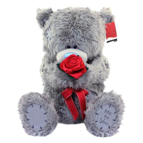 "20"" Holding Rose Me to You Bear  £50.00"