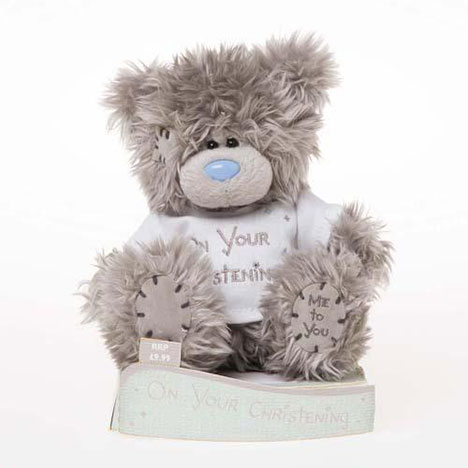 "6"" Christening Me to You Bear   £9.99"