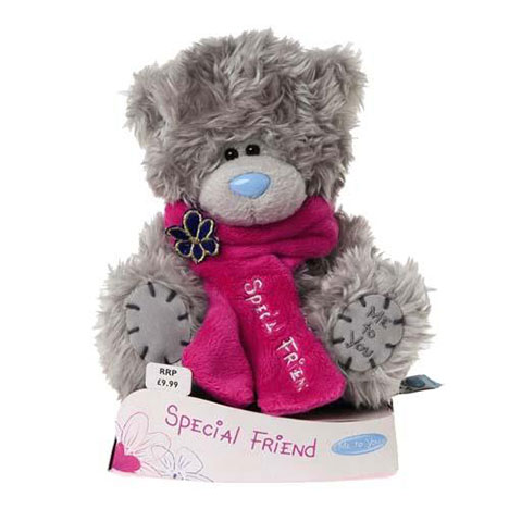 "7"" Special Friend Me to You Bear  £9.99"