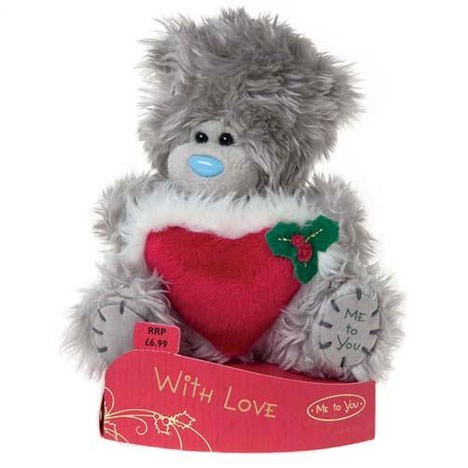 "5"" With Love Heart Me to You Bear  £6.99"