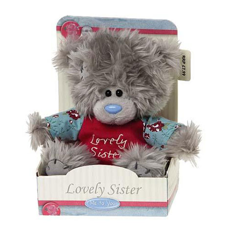 "5"" Lovely Sister Me to You Bear  £7.99"