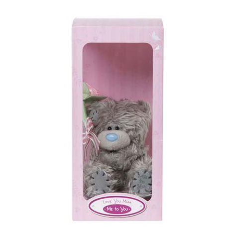 "6"" Mum Holding Flower Boxed Me to You Bear  £12.49"