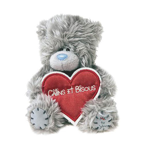 "5"" Calins et Bisous ""Hugs & Kisses"" Me to You Bear   £6.99"