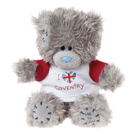 "5"" I Love Coventry T-Shirt Me to You Bear  £7.99"
