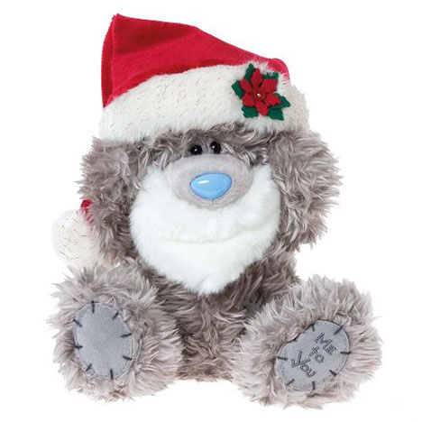 "8"" Christmas Me to You Bear Wearing Santa Hat & Beard  £12.99"