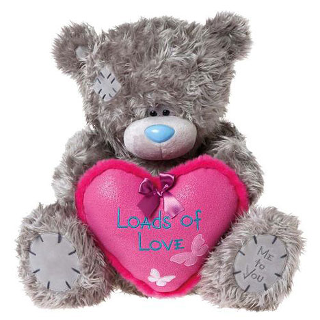 "24"" Loads of Love Heart Me to You Bear  £75.00"