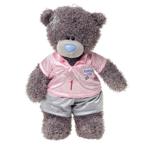 "10"" Dress & Play Tatty Teddy Me to You Bear with Sports Outfit   £19.99"