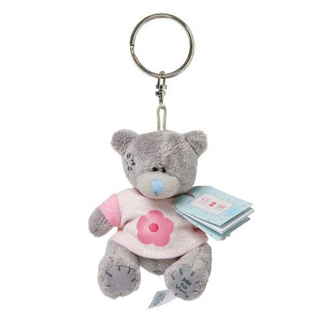 "3"" Flower Me to You Bear Plush Keyring   £4.99"