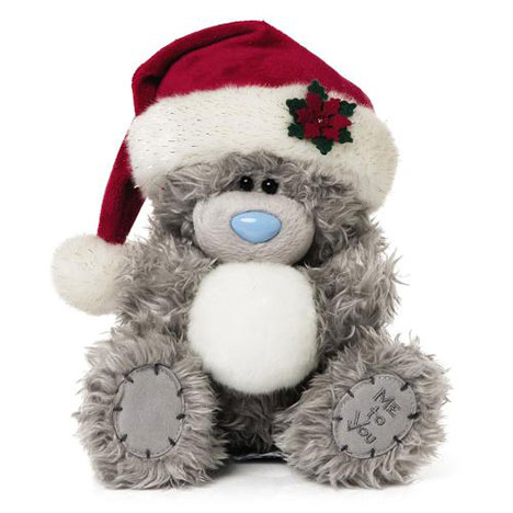 "8"" Santa Hat and Snowball Me to You Bear  £14.99"