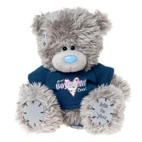 "7"" Best Boyfriend Ever Me to You Bear   £10.00"