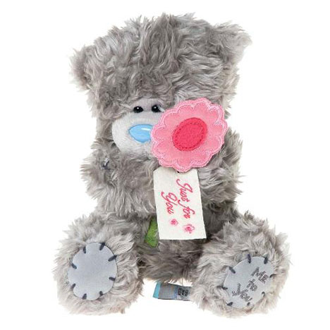 "7"" Flower Just For You Me to You Bear   £10.00"