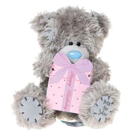 "7"" Birthday Present Plaque Me to You Bear   £10.00"