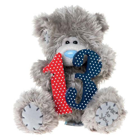 "7"" 13th Birthday Me to You Bear  £10.00"