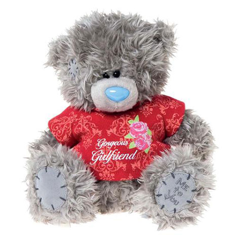 "8"" Gorgeous Girlfriend T-Shirt Me to You Bear   £15.00"