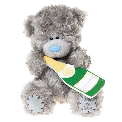 "7"" Congratulations Me to You Bear  £10.00"