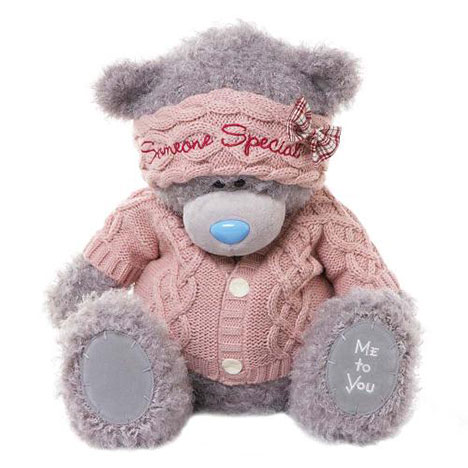"16"" Someone Special Headband Me to You Bear  £35.00"