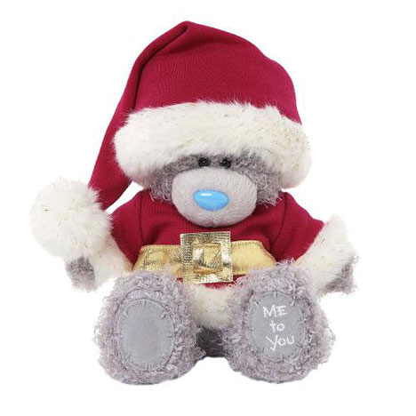 "7"" Dressed in Santa Outfit Me to You Bear  £10.00"