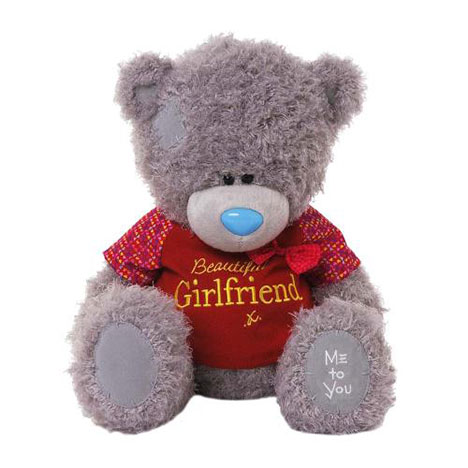 "12"" Beautiful Girlfriend T-Shirt Me to You Bear  £25.00"