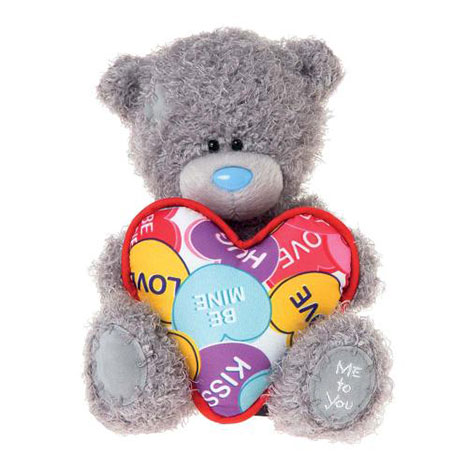"7"" Sweet Thing Padded Heart Me to You Bear  £10.00"