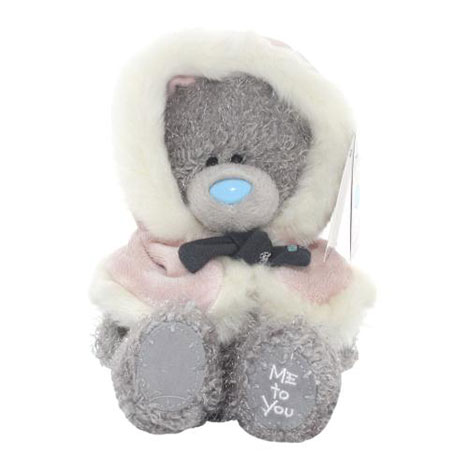 "7"" Hooded Cape Me to You Bear  £10.00"