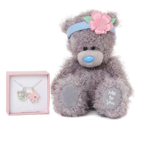 "7"" Me to You Bear and Necklace Gift Set   £9.99"