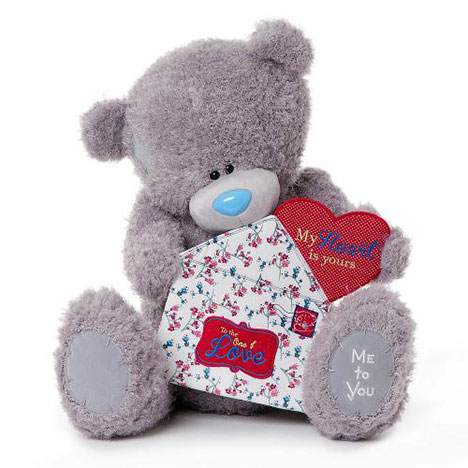 "28"" My Heart is Yours Me to You Bear  £100.00"