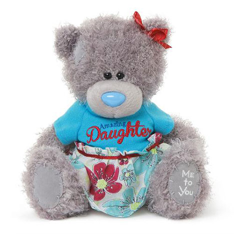 "8"" Amazing Daughter Me to You Bear  £15.00"