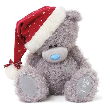 "10"" Christmas Santa Hat Me to You Bear  £19.99"