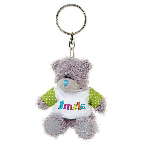 "3"" Smile T-shirt Me to You Bear Keyring  £5.00"