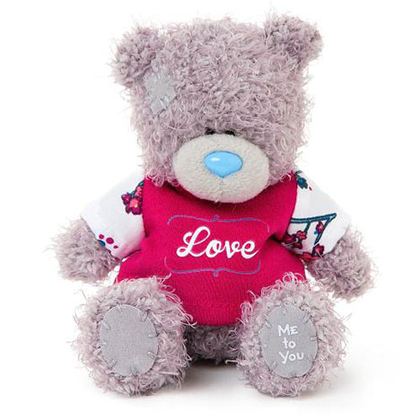 "4"" Love T-shirt Me to You Bear  £6.00"