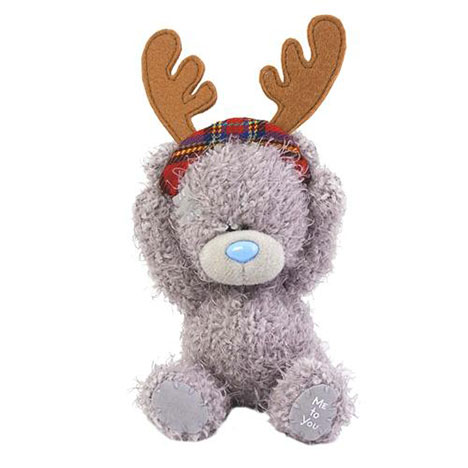 "4"" Me to You Bear with Reindeer Antlers   £6.00"