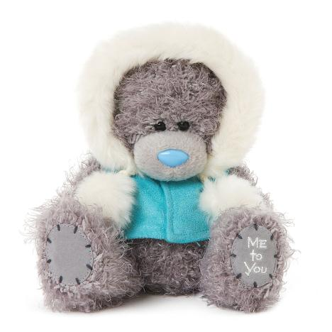 "7"" Me to You Bear With Hooded Gillet  £9.99"